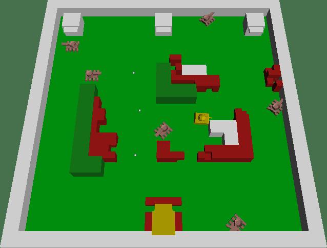 WIP tank game screenshot